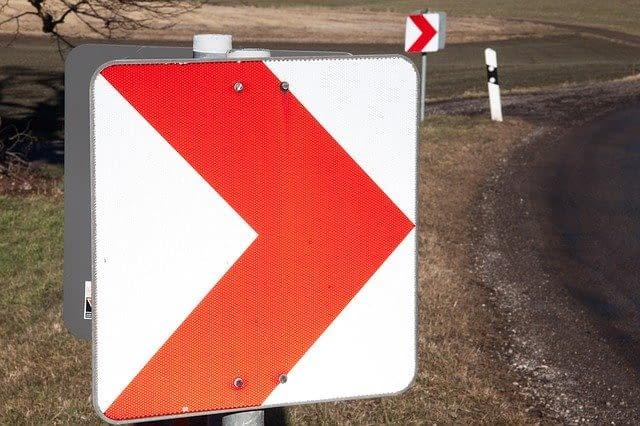 Znak biało-czerwony