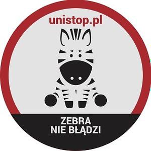Zebra naklejka